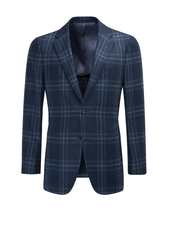 Jackets_Blue_Check_Havana_C1002_Suitsupply_Online_Store_5