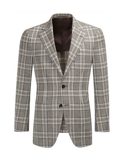 Jackets_Brown_Check_Hudson_C1114_Suitsupply_Online_Store_5