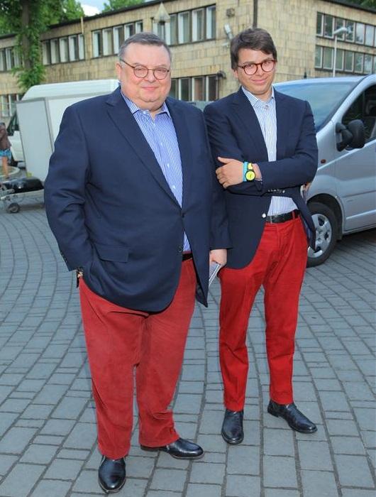 Wojciech Mann - Idealny zestaw: odpowiedni rozmiar, proporcje, kolorystyka