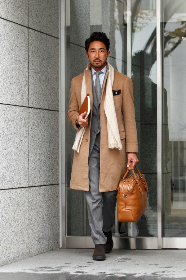 Yoshimasa-Hoshiba-coat-bag-style-lookbook