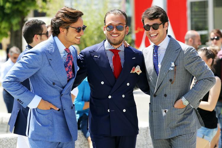 1bbb150116063 Pitti Uomo – włoskie święto mody męskiej | Mr Vintage - rzeczowo o ...