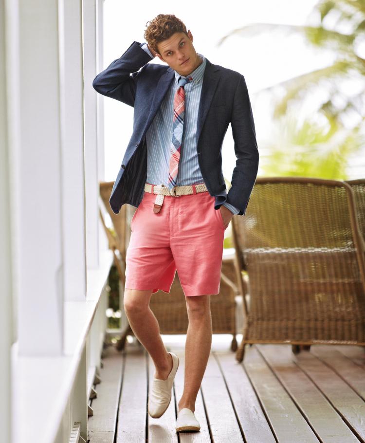 Czy szorty mogą być stylowe?