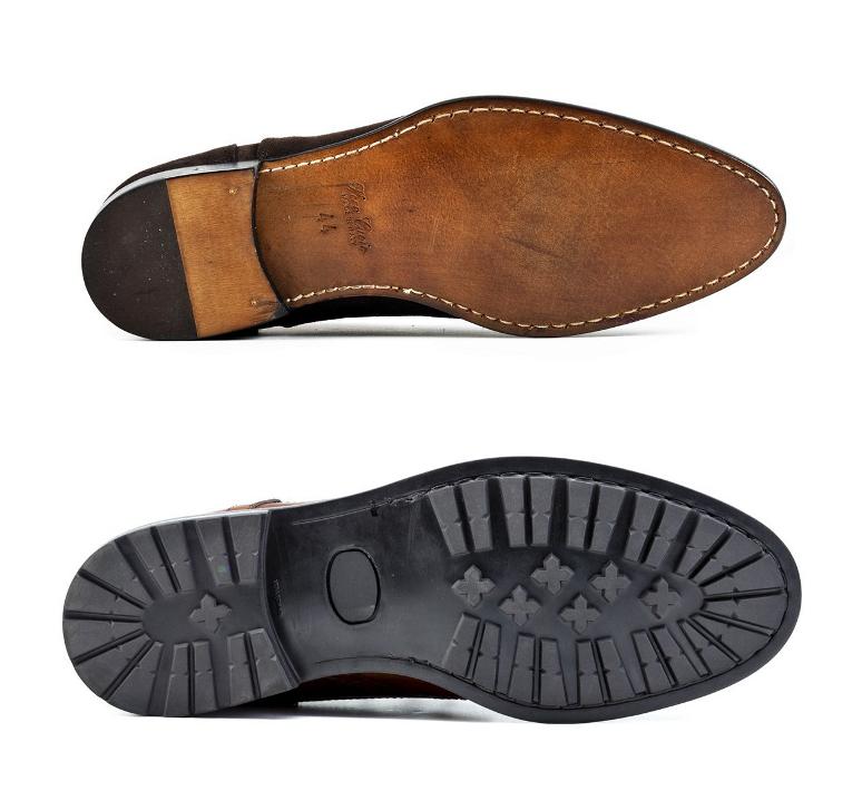 c10b6a8c Podeszwa skórzana vs. gumowa | Mr Vintage - rzeczowo o modzie ...