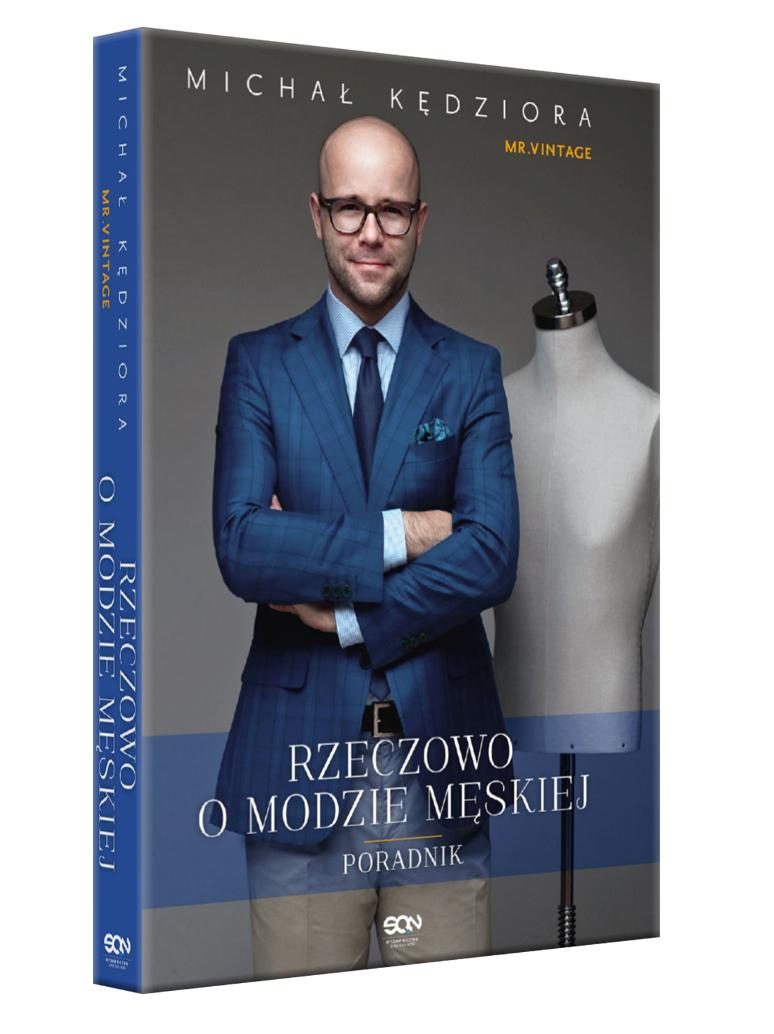 MrVintage pl Książka Rzeczowo o modzie męskiej 1