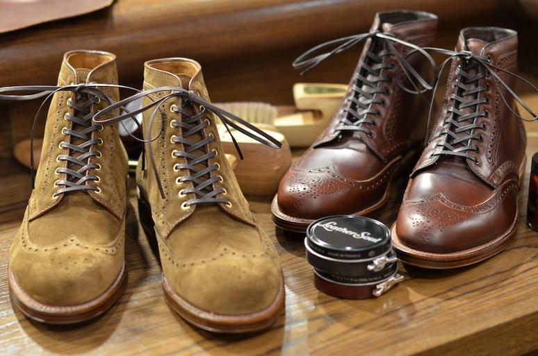 f8557e48 Jak zabezpieczyć buty przed solą | Mr Vintage - rzeczowo o modzie męskiej -  Porady i Blog