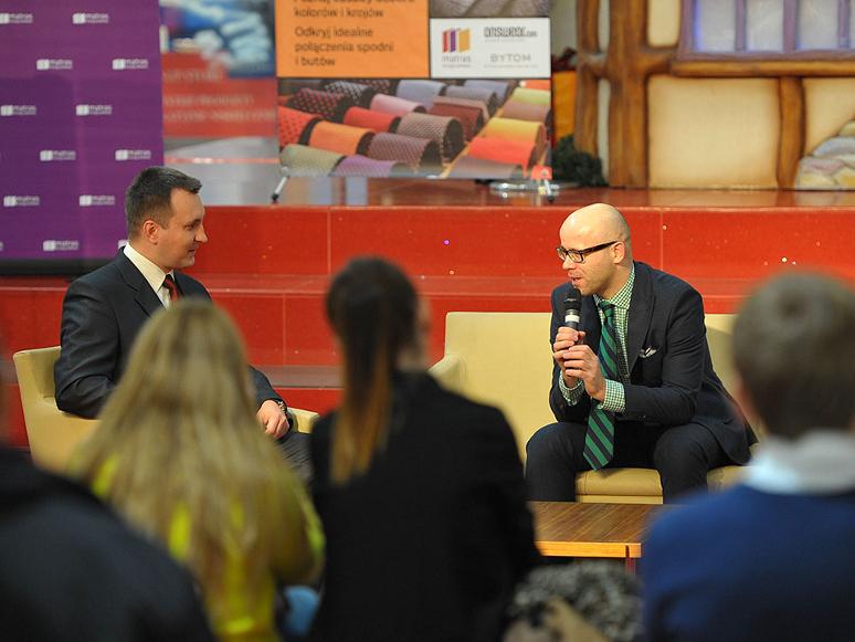 12.12.2014 MR.VINTAGE - Spotkanie Autorskie w Galerii Echo Kielce