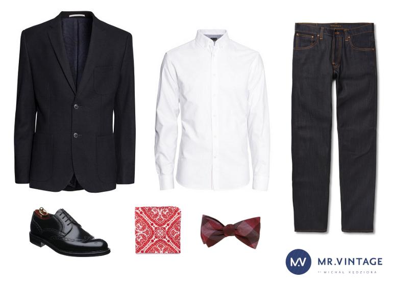 84cc3f1641cde Sylwester w stylu casualowym | Mr Vintage - rzeczowo o modzie męskiej -  Porady i Blog