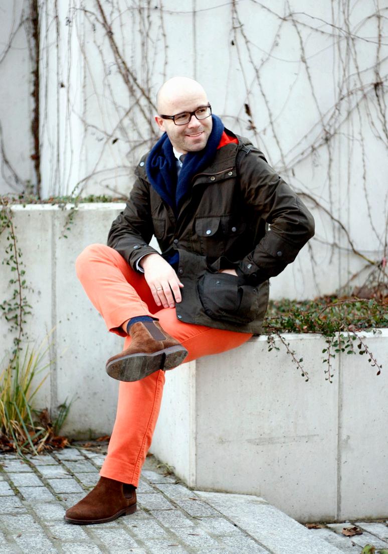 ce140917d6367 Kurtka woskowana | Mr Vintage - rzeczowo o modzie męskiej - Porady i Blog