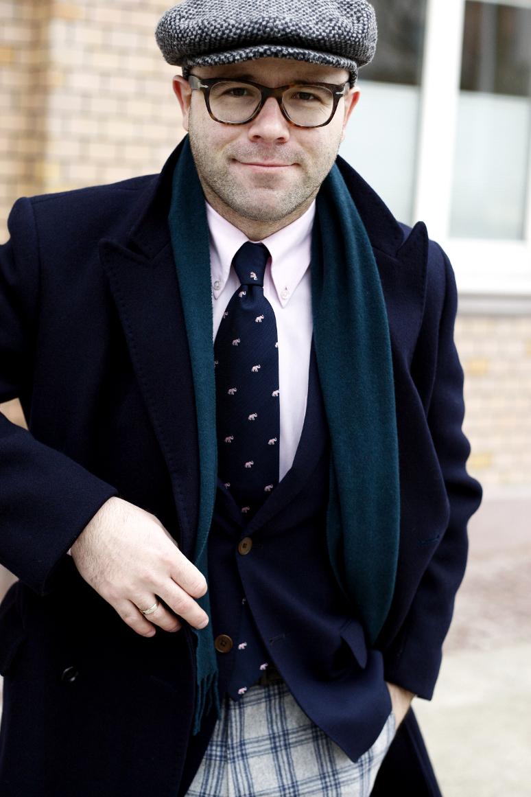 Kaszkiet | Mr Vintage rzeczowo o modzie męskiej Porady i