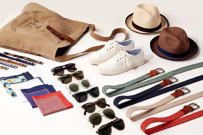 12 ubrań, tkanin i dodatków, które mają w sobie lato | Mr