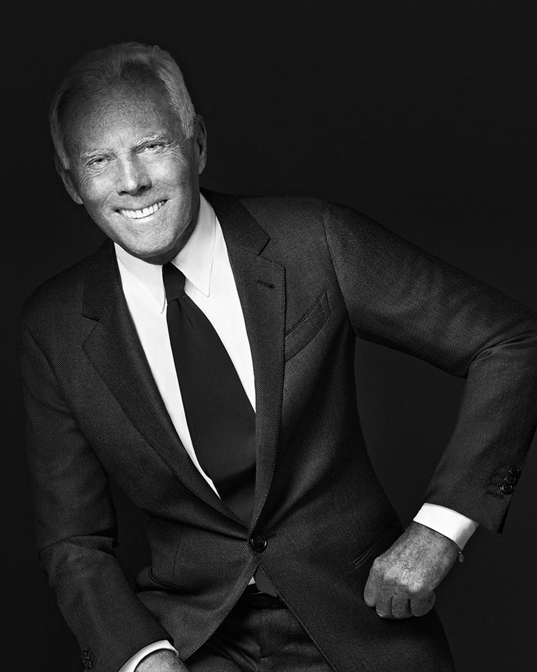 266daa5018db6 Giorgio Armani – człowiek, który odformalizował garnitur | Mr ...