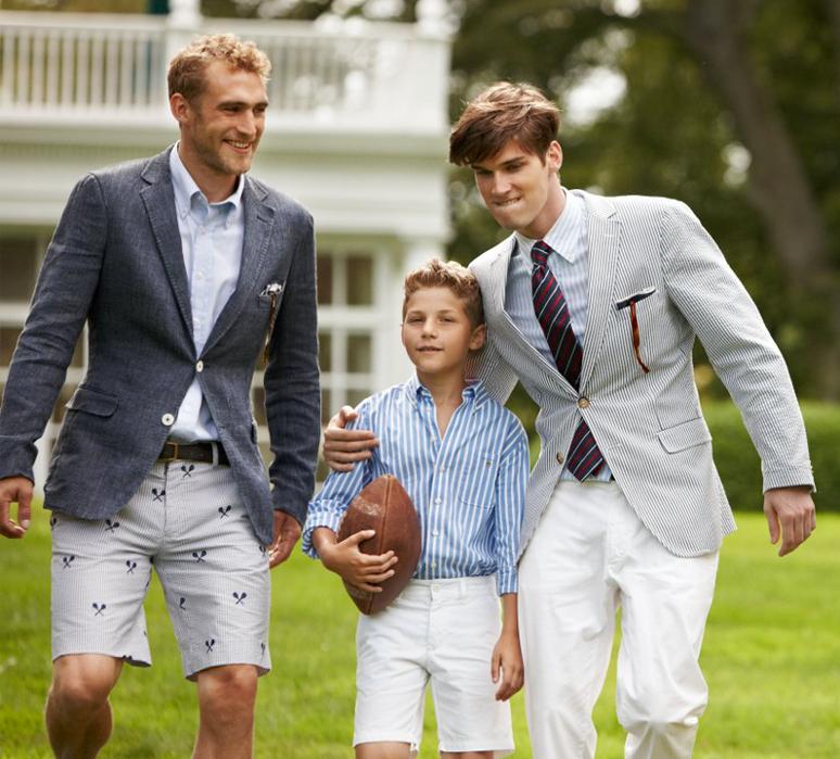 S College Fashion Men