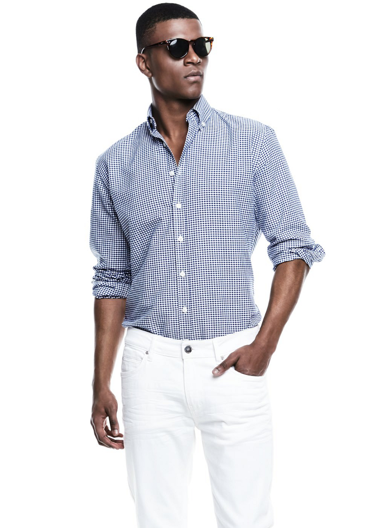 Biale Spodnie Na Cztery Sposoby Mr Vintage Rzeczowo O Modzie Meskiej Porady I Blog