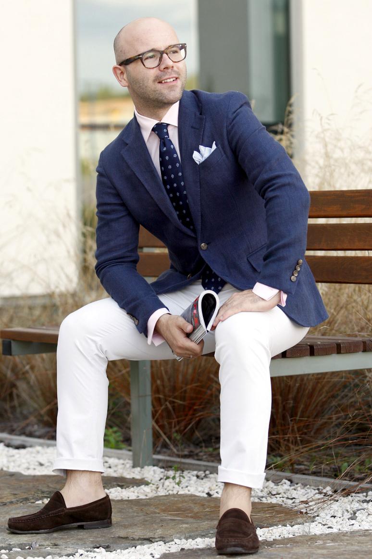c48f3ff1a9a68 W końcu polubiłem białe spodnie | Mr Vintage - rzeczowo o modzie ...