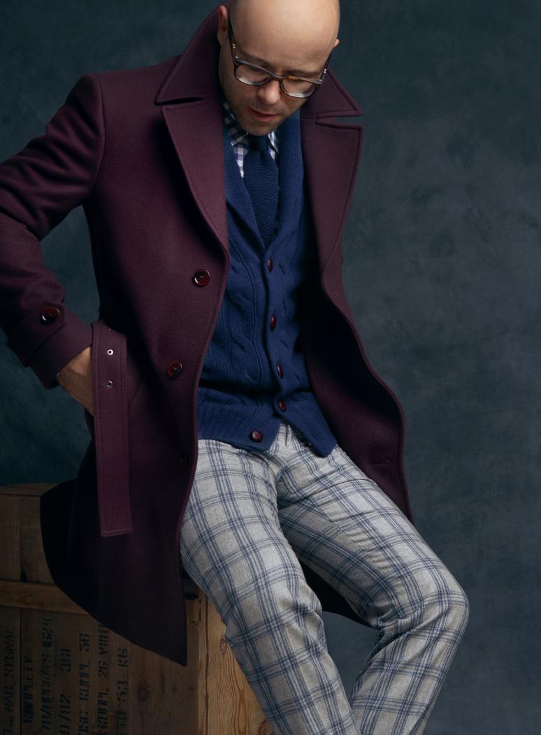Płaszcz niejedno ma imię   Mr Vintage rzeczowo o modzie