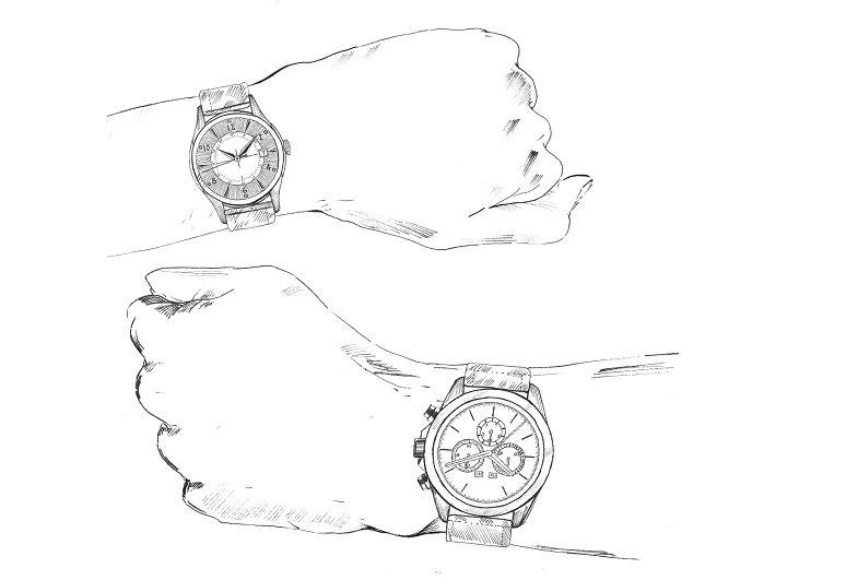MrVintage pl Jak dobierać zegarek 6