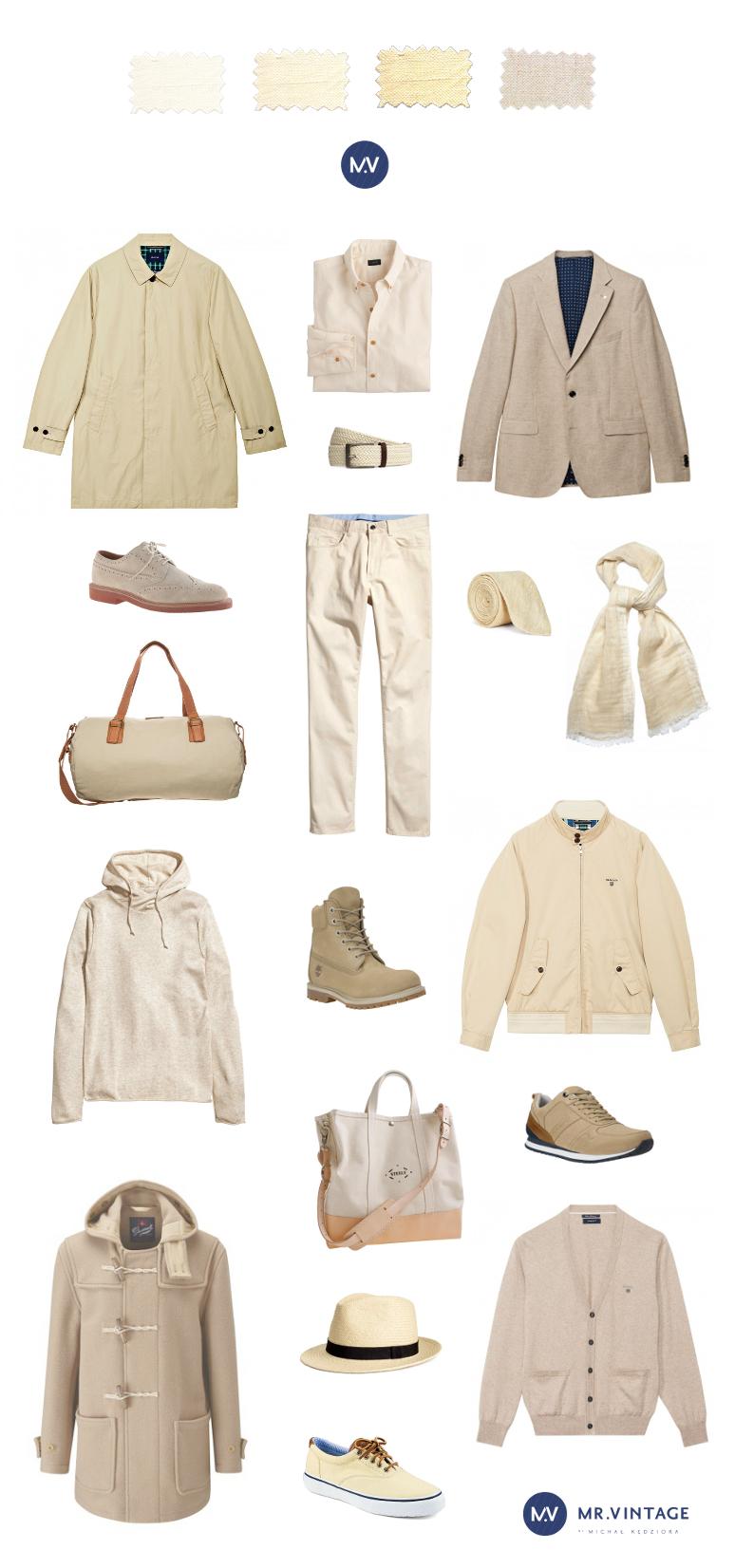 881287b7add23 Beżowy – najnudniejszy kolor mody męskiej? | Mr Vintage - rzeczowo o ...