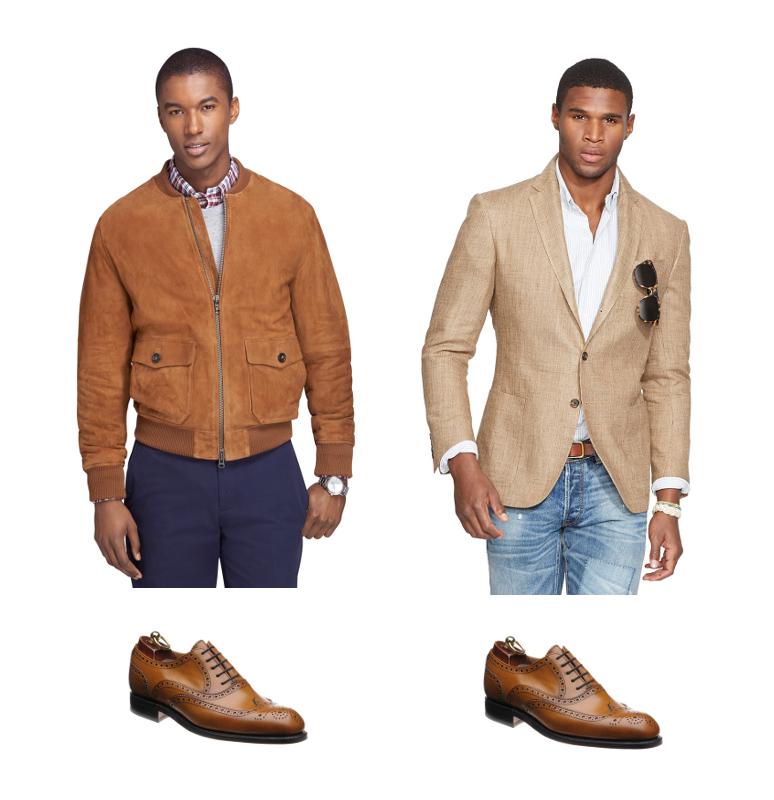 7a32f8fe01cd2 Koniakowe brogsy – najbardziej uniwersalne buty męskie?   Mr Vintage ...