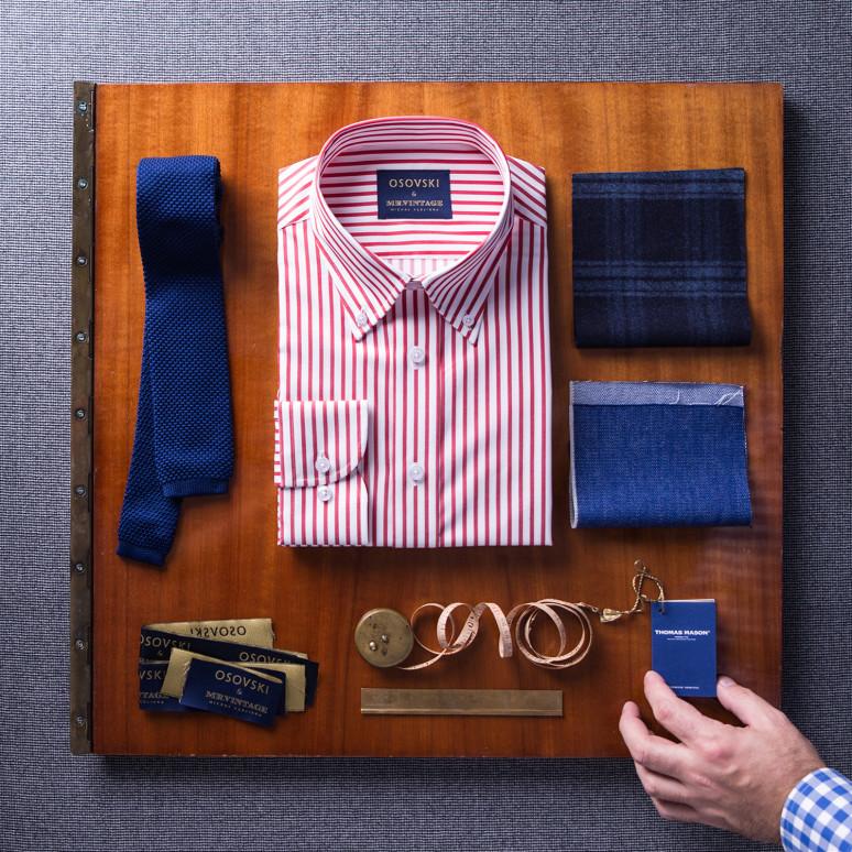 Polski producent eleganckich koszul męskich i damskich Osovski
