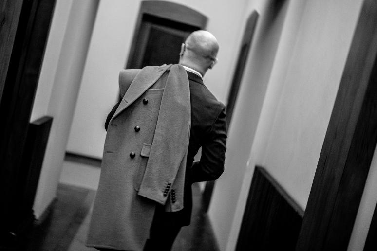 Mr Vintage pl Garderoba biznesowa w bagazu podrecznym 38