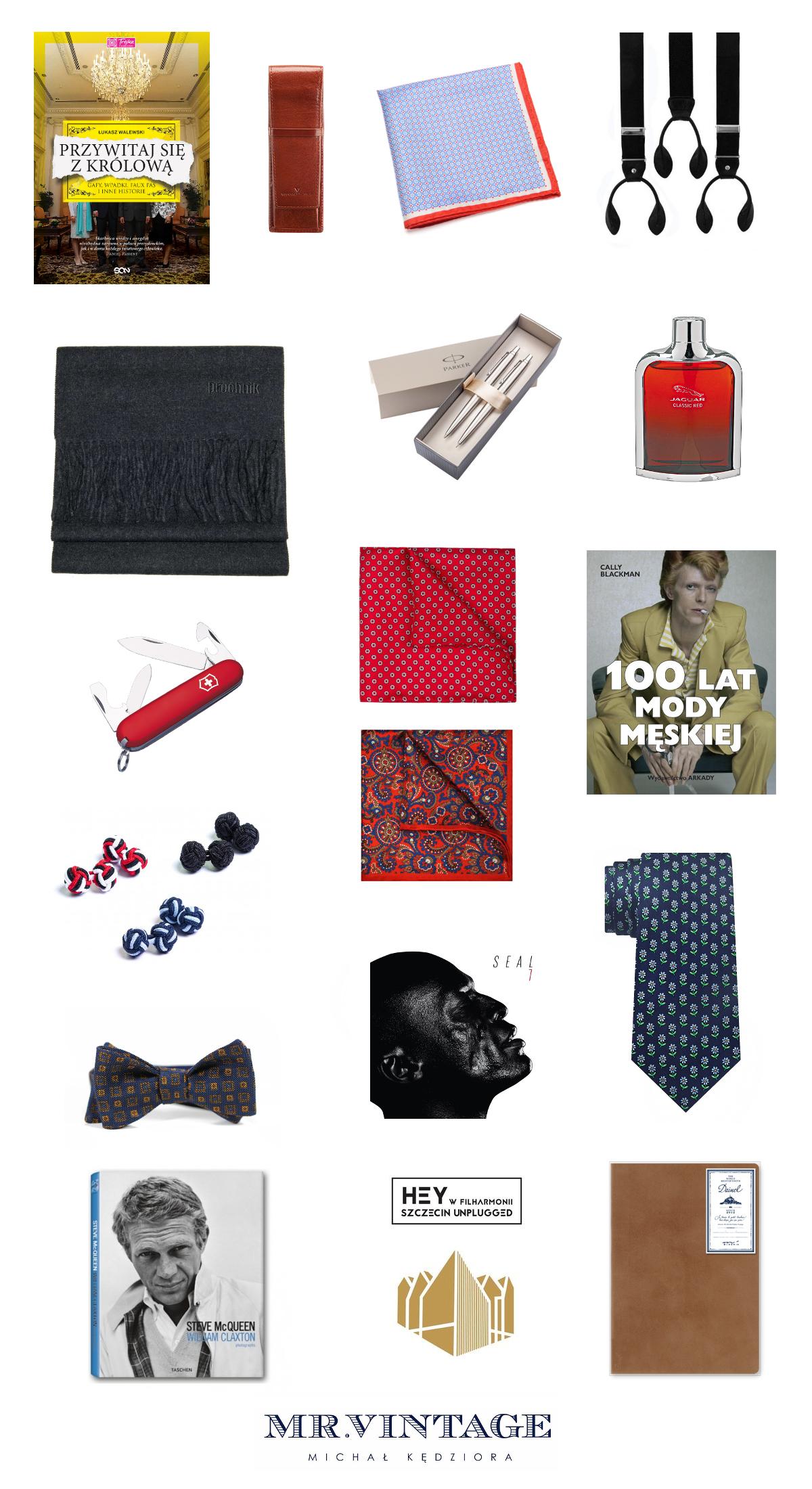 52944e9fcbb075 155 pomysłów na stylowy prezent dla mężczyzny | Mr Vintage ...