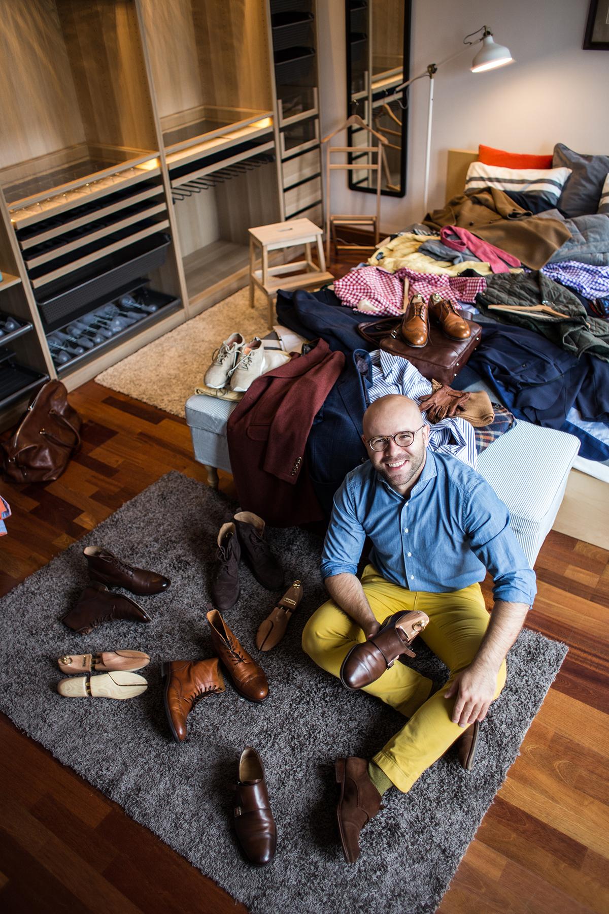 Dobrze Zorganizowana Garderoba Czyli Jak Przechowywać