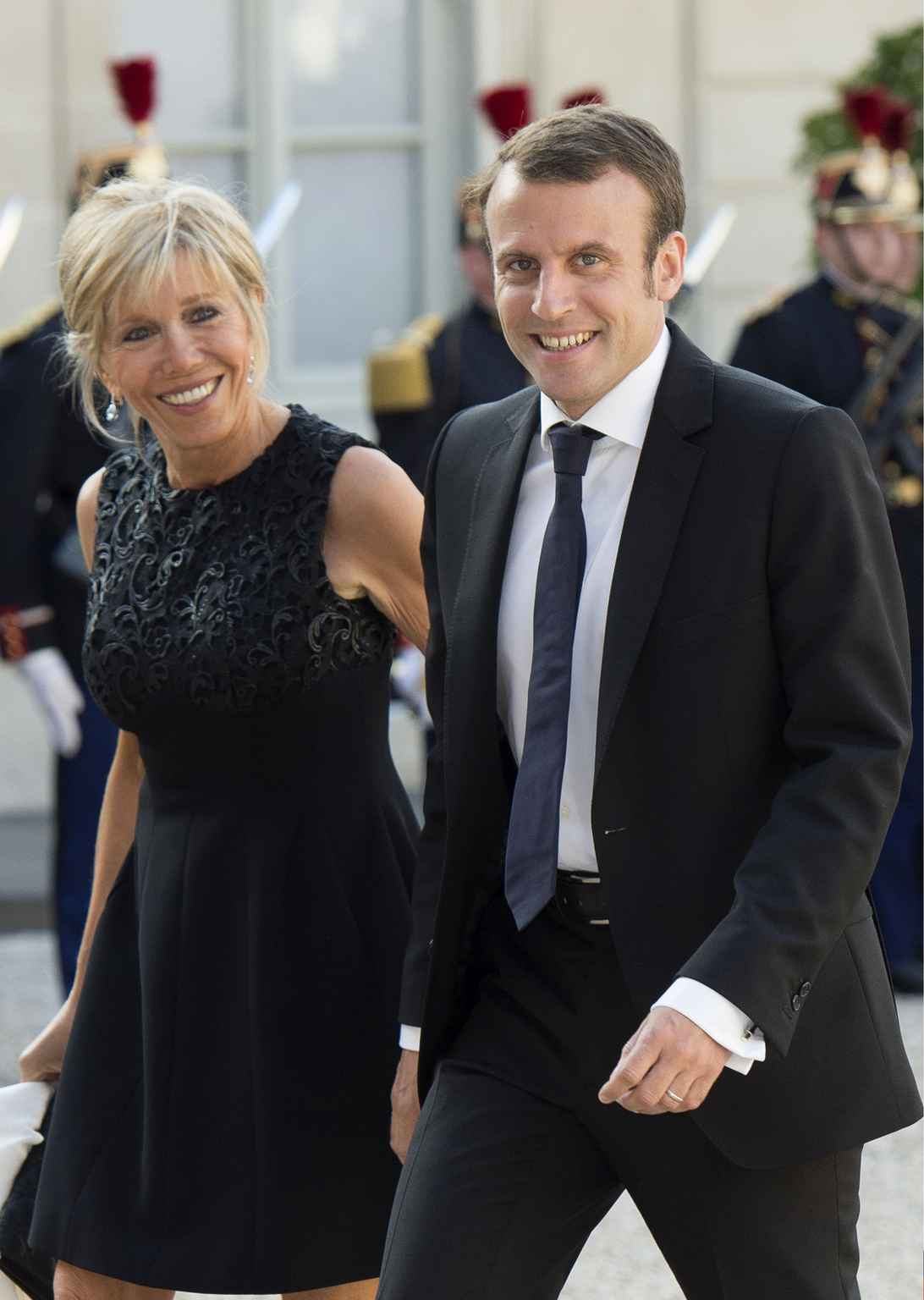 MrVintage pl Jak ubiera się prezydent Francji 1 20minutes fr