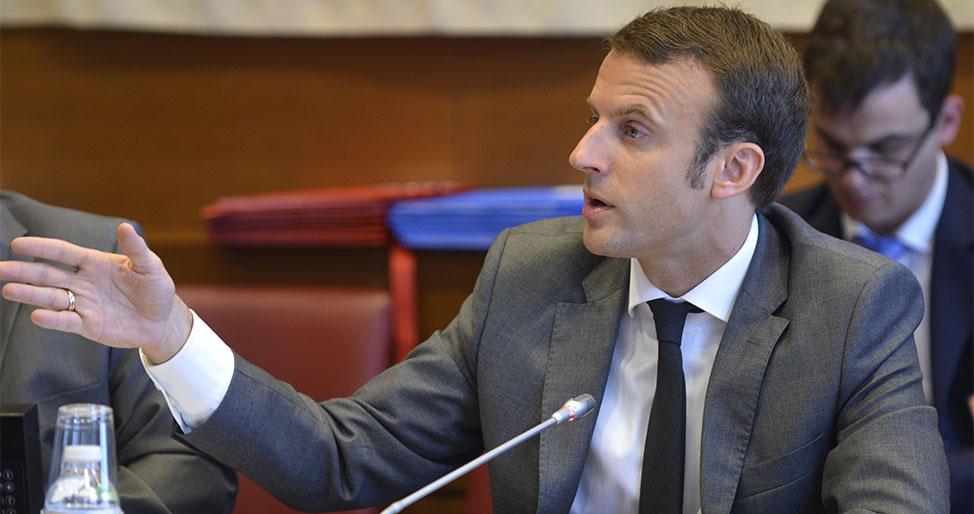 MrVintage pl Jak ubiera się prezydent Francji 1 assemblee-nationale fr