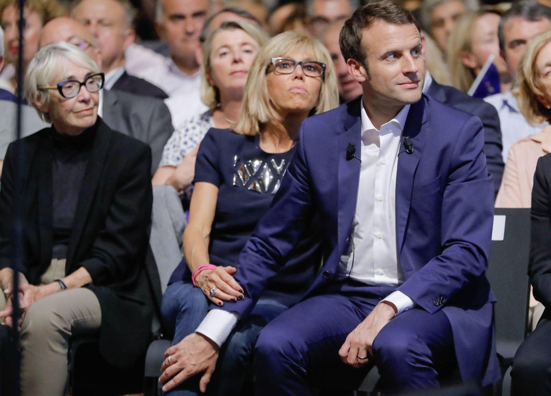 MrVintage pl Jak ubiera się prezydent Francji 1 hromadske ua