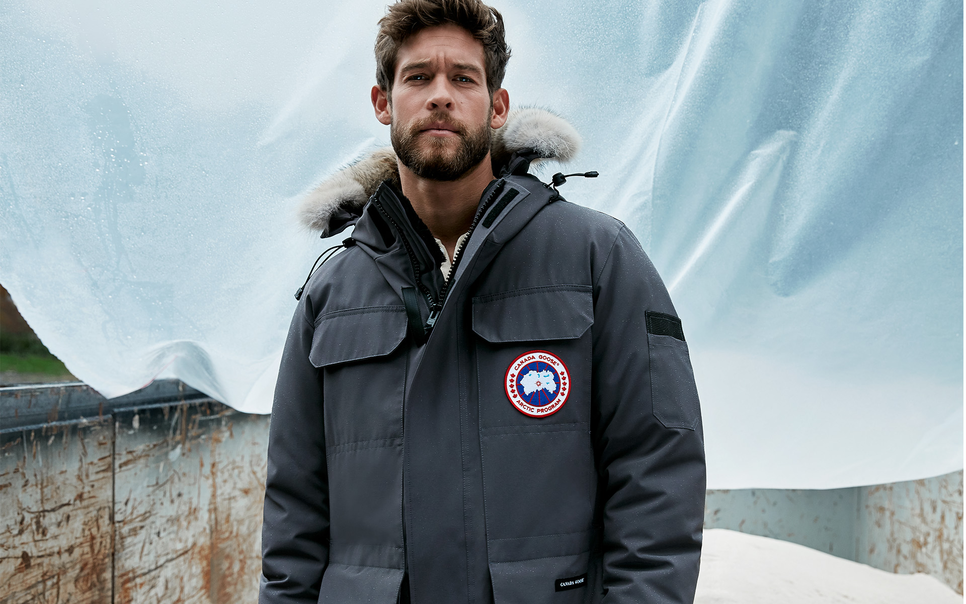 canada goose Expedition wysokie