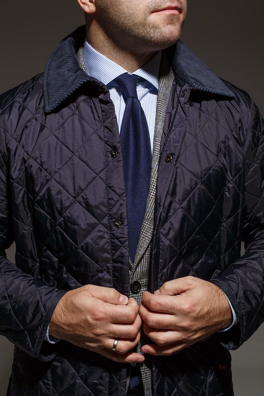 af09a1a576640 Kurtka pikowana na trzy sposoby   Mr Vintage - rzeczowo o modzie męskiej -  Porady i Blog