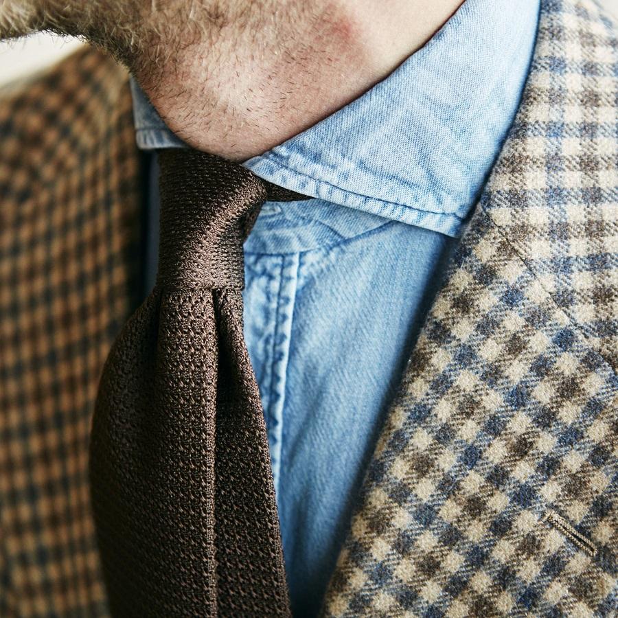 6599be131212 Koszula dżinsowa na elegancko – jak nosić