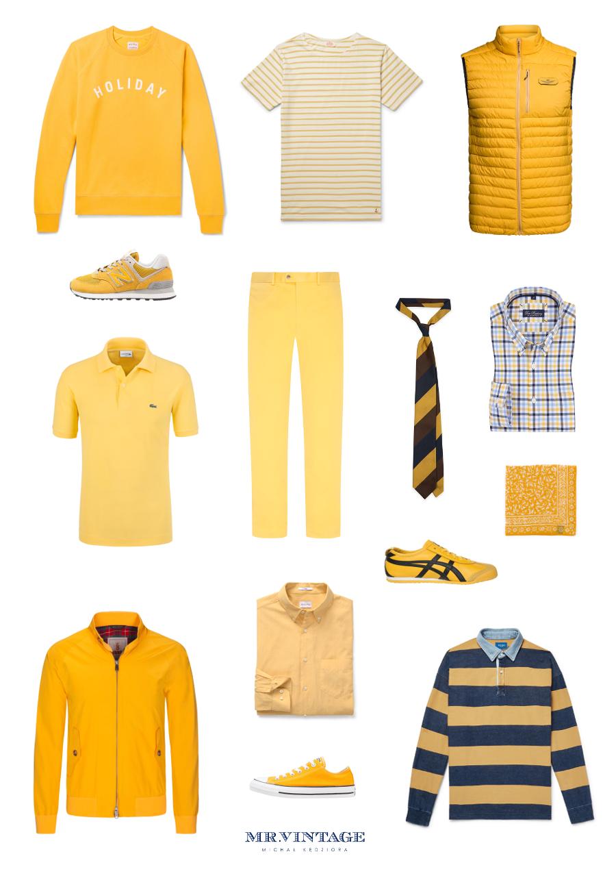 d37c69fafe85a Bluza Holiday Boileau, t-shirt Armor Lux, kamizelka Aeronautica Militare,  buty New Balance, spodnie Hiltl, krawat Drake's, koszula Tom Rusborg, polo  Lacoste ...