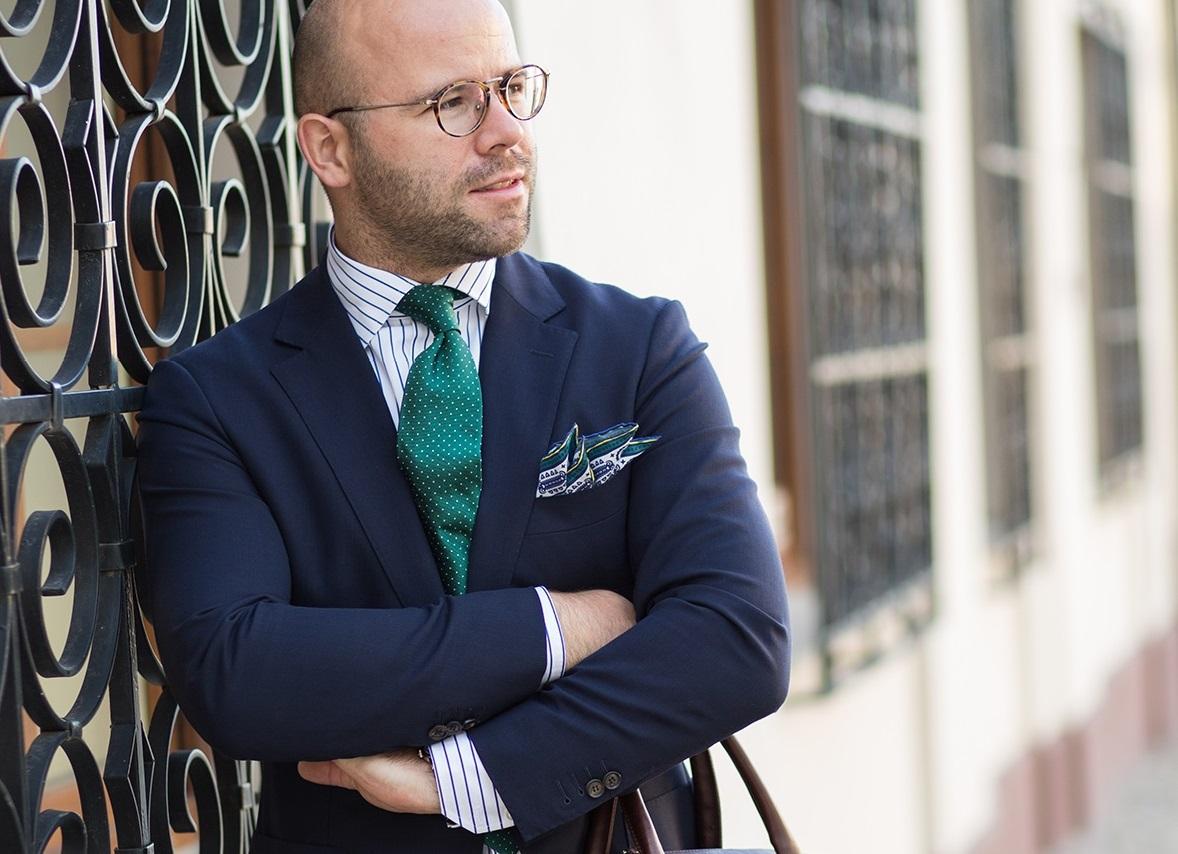 8e2e53cdb2f0c Granat i zieleń – niedoceniany duet | Mr Vintage - rzeczowo o modzie ...