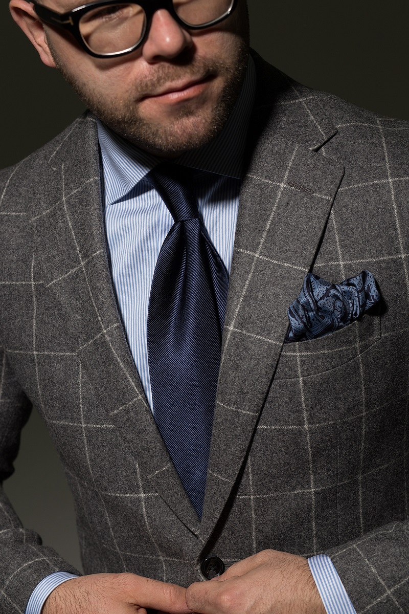 0abcf83848918 Jak dobrać krawat – 8 sprawdzonych sposobów   Mr Vintage - rzeczowo o  modzie męskiej - Porady i Blog