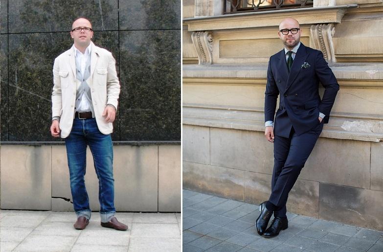 jak się ubrać, spotykając młodszego mężczyznę